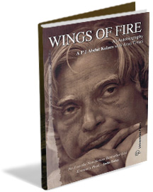 favourite book wings of fire by abdul kalam Wings of fire is an autography of apj abdul kalam covering his early life and his work in indian space research and missile programs it is the story of a boy from a humble background who went on to become a key player in indian space research/indian missile programs and later became the president of india.