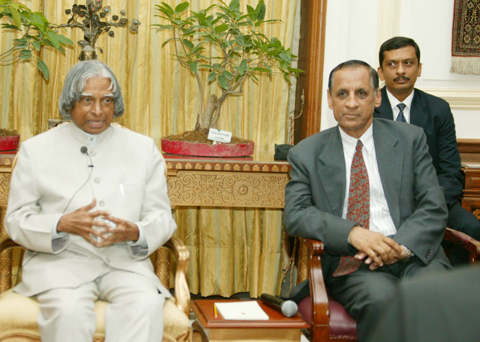 Dr  A P J  Abdul Kalam: Former President of India